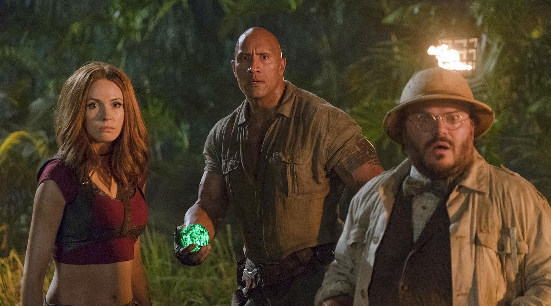 Смотреть фильм джуманджи зов джунглей 2018 дата выхода
