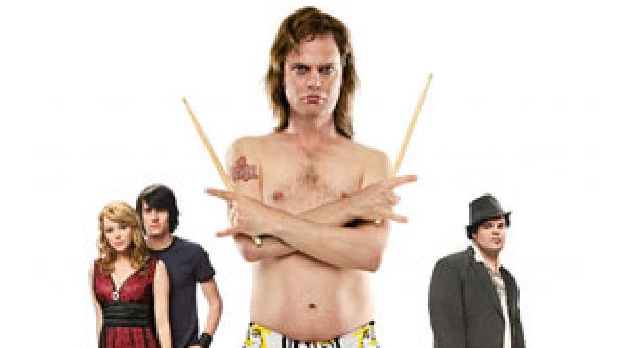 Джош гэд голый барабанщик