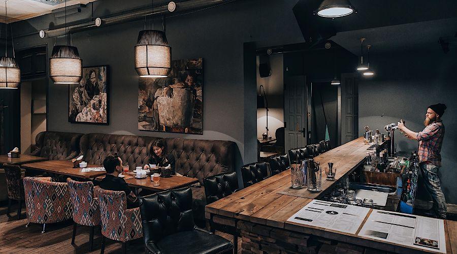 Универсальный бар «Зерно» © Фотография предоставлена заведением