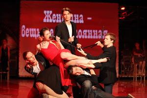 Тринадцать разгневанных женщин © Фотография предоставлена пресс-службой театра драмы