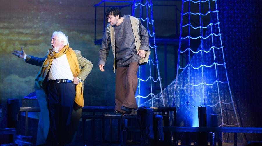 """Премьера спектакля """"Алые паруса"""" в Драмтеатре © Елена Синеок, ЮГА.ру"""