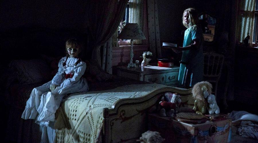 Кадр из фильма «Проклятие Аннабель: Зарождение зла» © Фото с сайта kinopoisk.ru