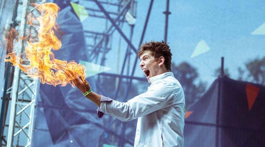 Geek Picnic © Фотография предоставлена организатором события