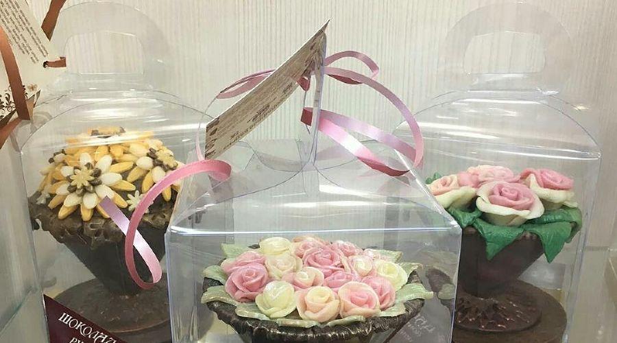 Музей-бутик шоколада «Шоколадушка» © Фотография предоставлена заведением