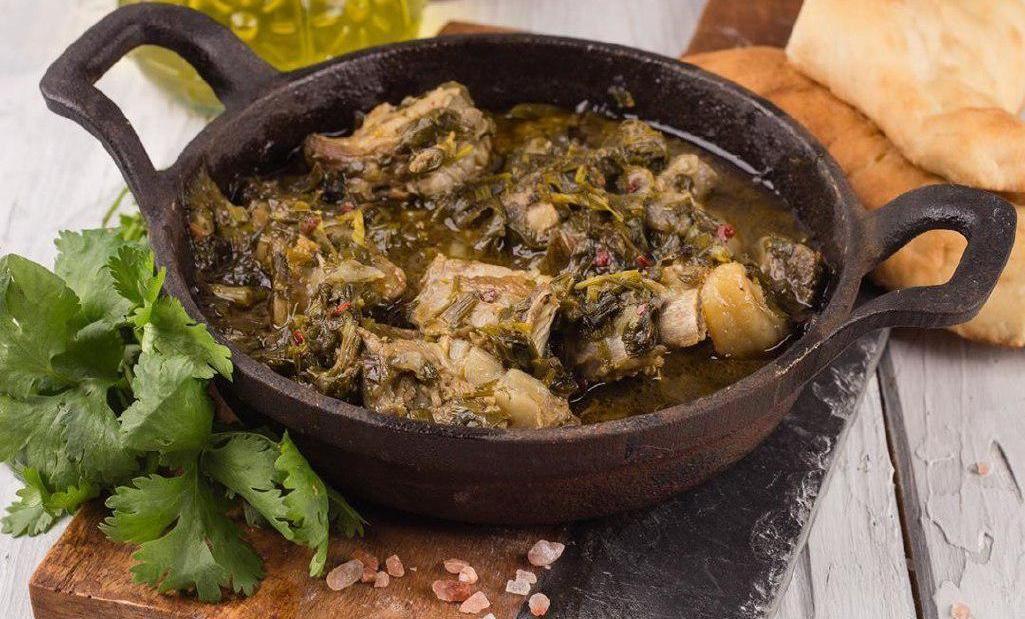 Чакапули ©Фото со страницы ресторана «Барашки» в инстаграме