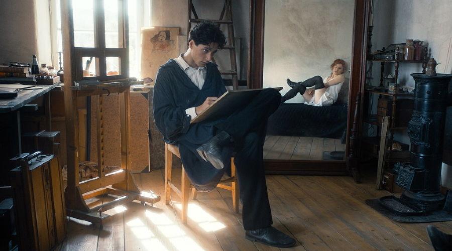 Кадр из фильма «Эгон Шиле: Смерть и дева» © Фото с сайта coolconnections.ru