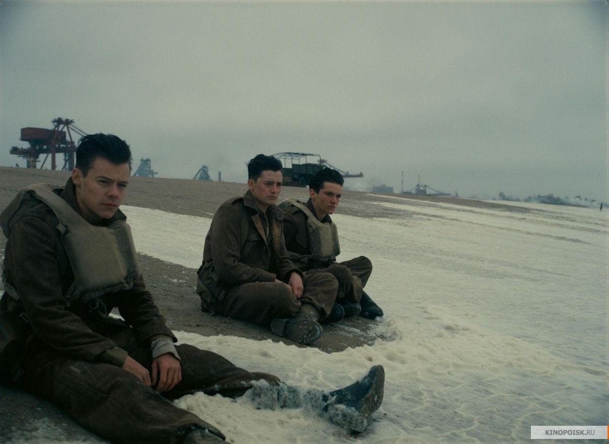 Кадр из фильма «Дюнкерк» ©Фото с сайта https://www.kinopoisk.ru/