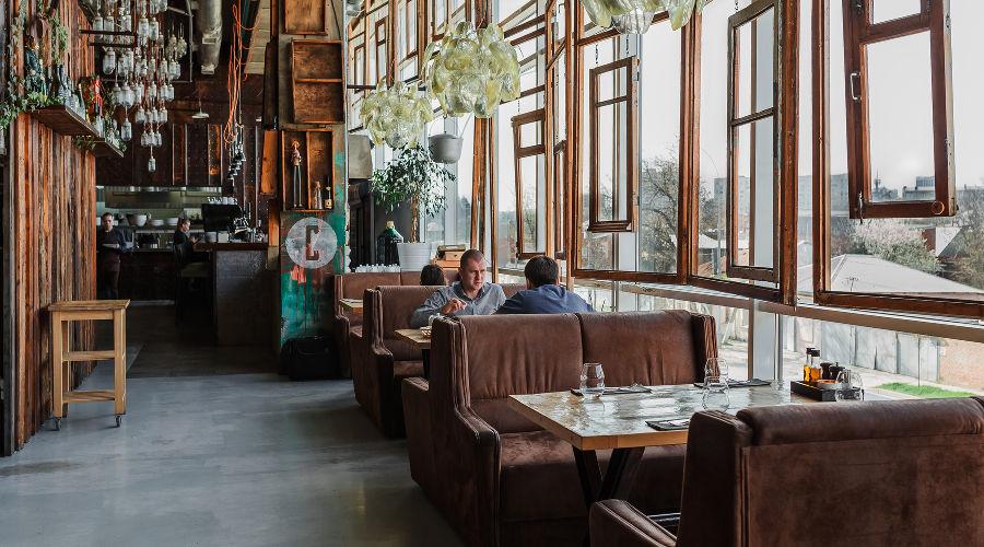Ресторан «Скотина» © Фотография предоставлена рестораном «Скотина»