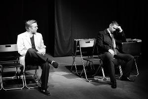 Спектакль «Косметика врага» ©Фото Алисы Есиковой