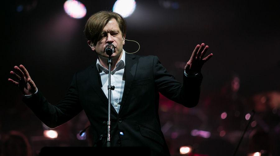 Концерт «Би-2» с симфоническим оркестром в Краснодаре © Фото Евгения Резника, ЮГА.ру