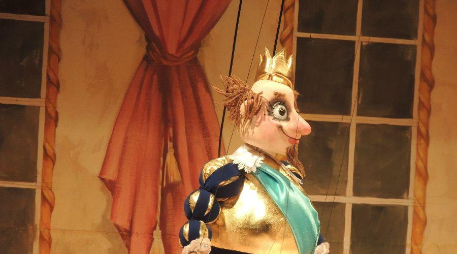 Мышь Матильда в стране сказок © Фото пресс-службы КМТО «Премьера»