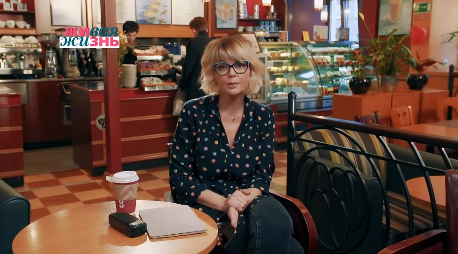Юлия Меньшова © Скриншот видео с сайта youtube.com