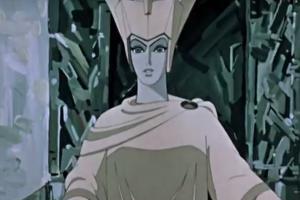 Кадр из мультфильма«Снежная королева» © Скриншот видео с сайта youtube.com