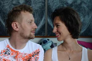 Константин Ре и Анастасия Зуева © Михаил Ступин, ЮГА.ру