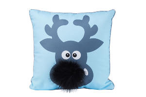 Декоративная подушка ©Фото с сайта hoff.ru