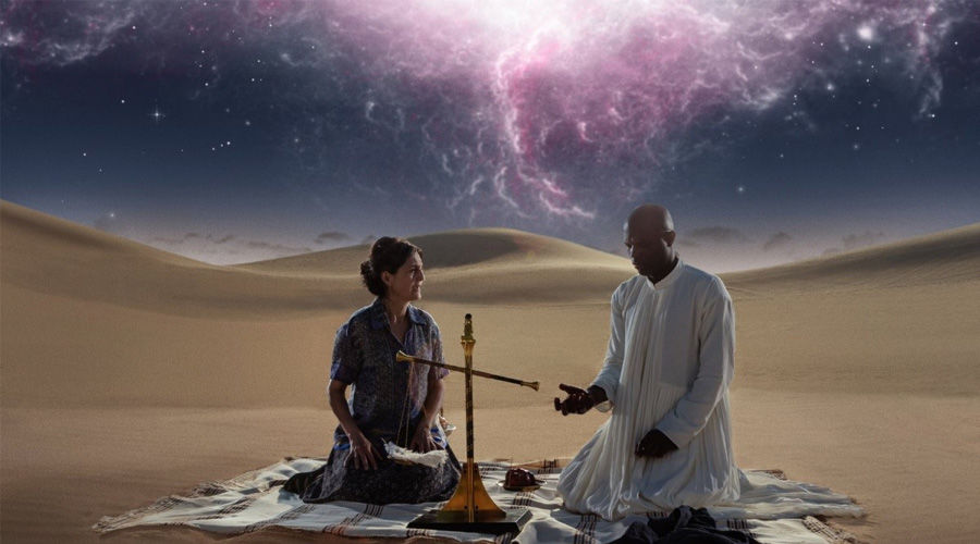 Кадр из сериала «Американские боги» © Фото с сайта kinopoisk.ru