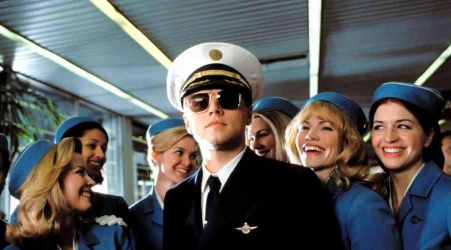 Кадр из фильма «Поймай меня, если сможешь», реж. Стивен Спилберг, 2002 год © Фото с сайта kinopoisk.ru