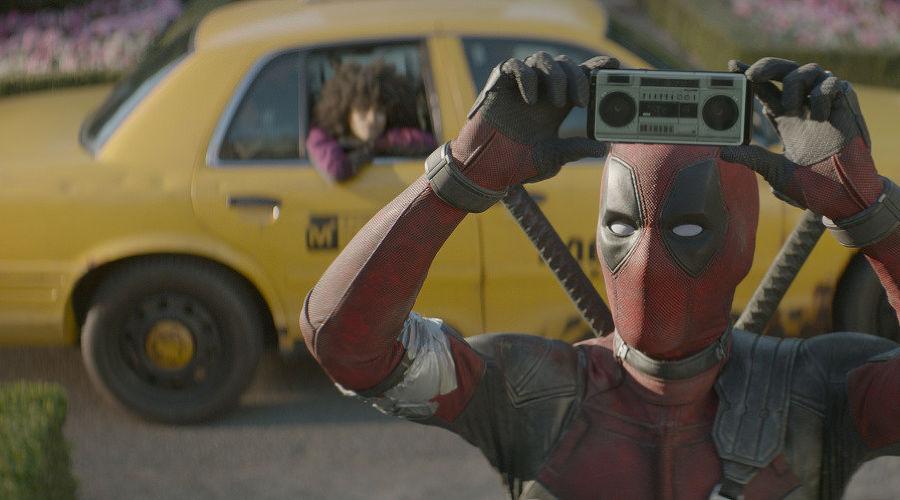 Кадр из фильма «Дэдпул 2» © Фото с сайта kinopoisk.ru
