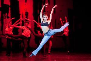 Балет «Новеллы: только о любви» © Фото из группы «Ballet Matsko | Балет Музыкального театра» «ВКонтакте» vk.com/balletmatsko