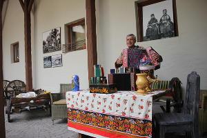 Заслуженный артист Кубани Николай Горенко ©Фото Анны Маевой, Юга.ру