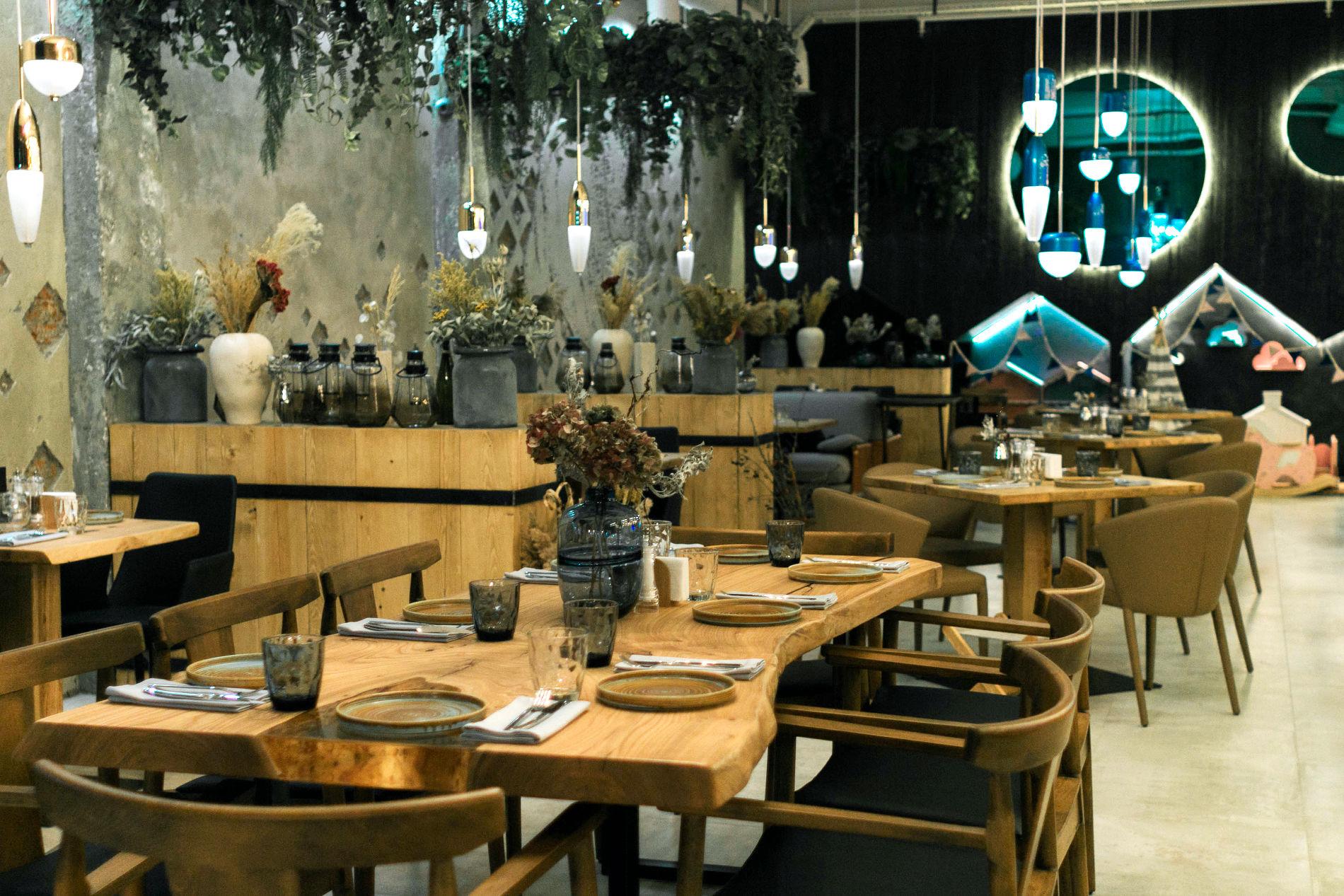 ©Фото ресторана «Голый повар»