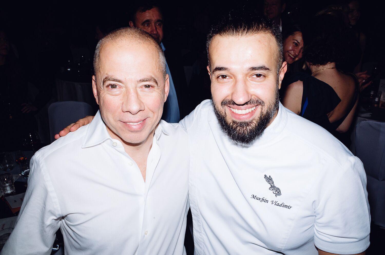 Аркадий Новиков и Владимир Мухин