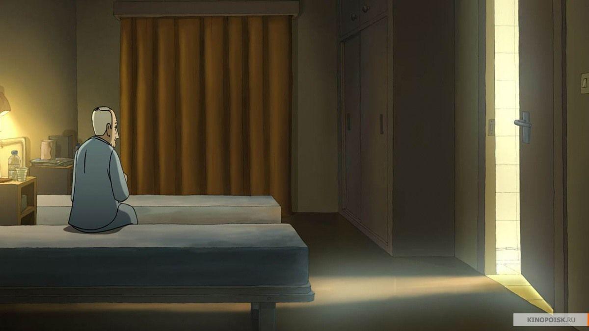 Кадр из мультфильма «Морщинки»
