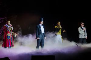 Ансамбль «Адажио» © Фотография предоставлена пресс-службой краснодарской филармонии