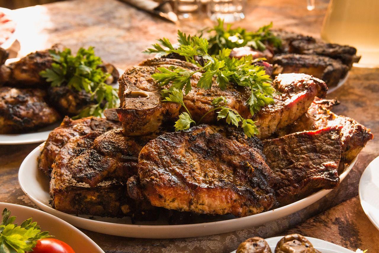 Стейк из говядины ©Фото с сайта pixabay.com