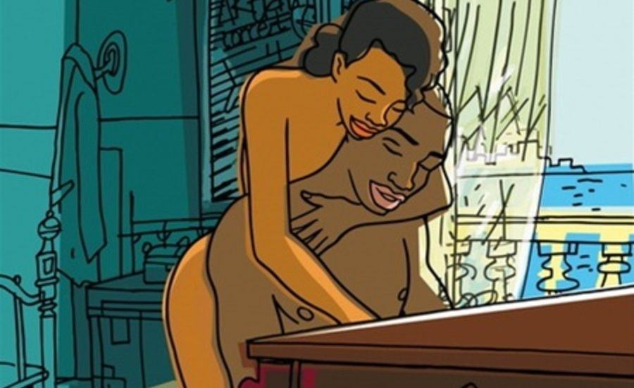 Кадр из мультфильма «Чико и Рита»