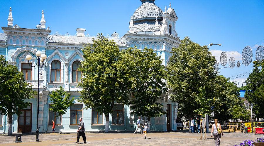 Краснодарский краевой художественный музей имени Ф.А. Коваленко © Фото Елены Синеок, Юга.ру