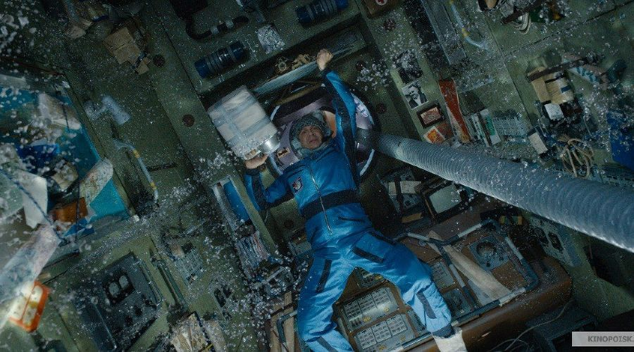Кадр из фильма «Салют-7» © Фото с сайта kinopoisk.ru