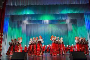 Государственный концертный ансамбль «Ивушка» © Фотография предоставлена пресс-службой краснодарской филармонии