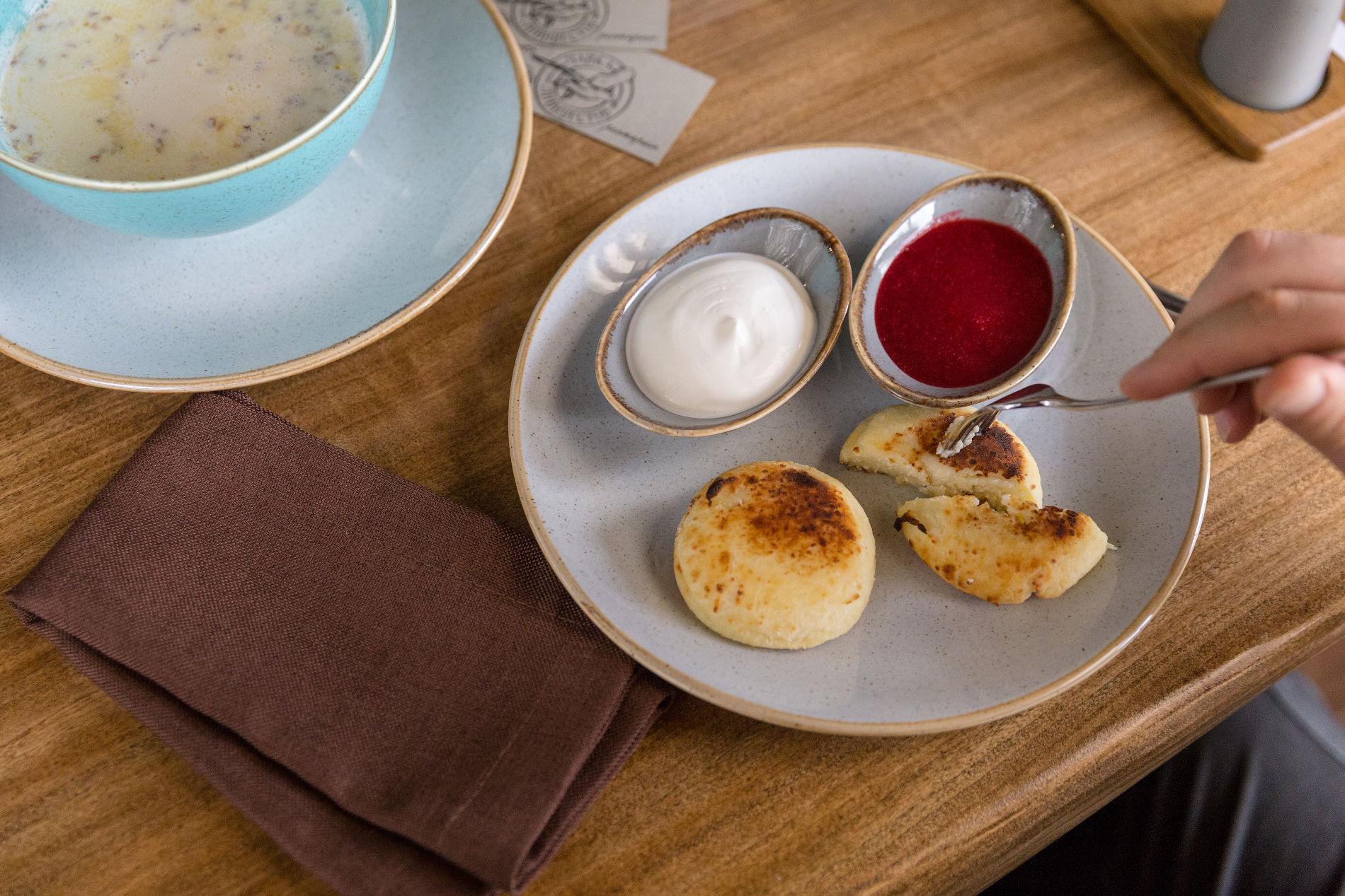 Бабушкин завтрак ©Фотография предоставлена заведением