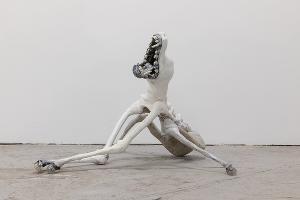 Скульптура Маши Богораз © Фото Инны Каблуковой