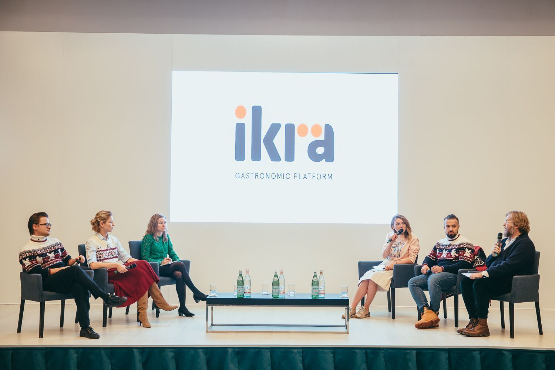 Гастрономический фестиваль IKRA на курорте «Роза Хутор»