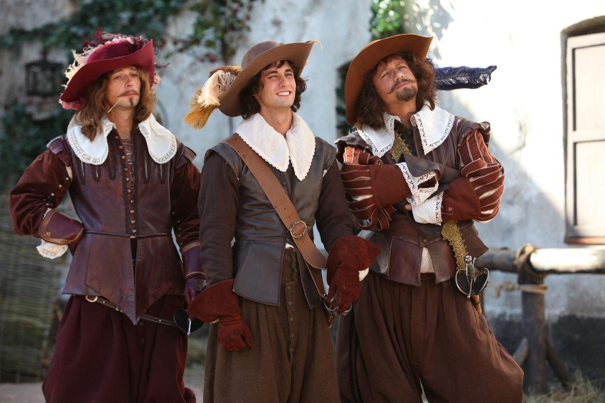 Смотреть три мушкетера новый 7 фотография