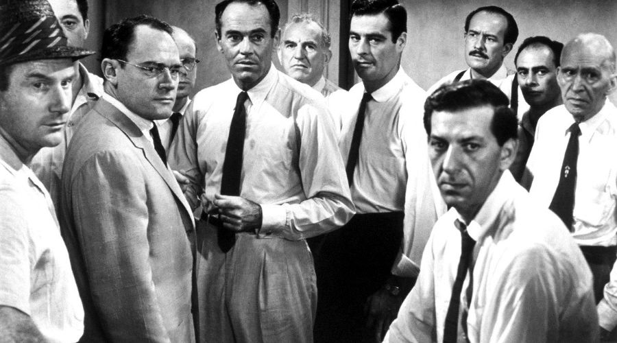 Кадр из фильма «12 разгневанных мужчин» © Фото с сайта kinopoisk.ru