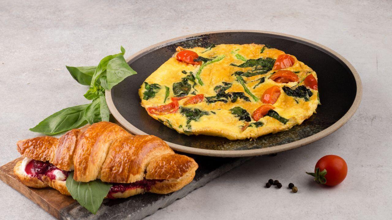 Французский завтрак ©Фотография предоставлена заведением
