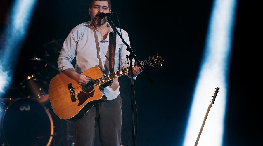 Концерт группы «Сплин» в Краснодаре © Евгений Резник, Юга.ру