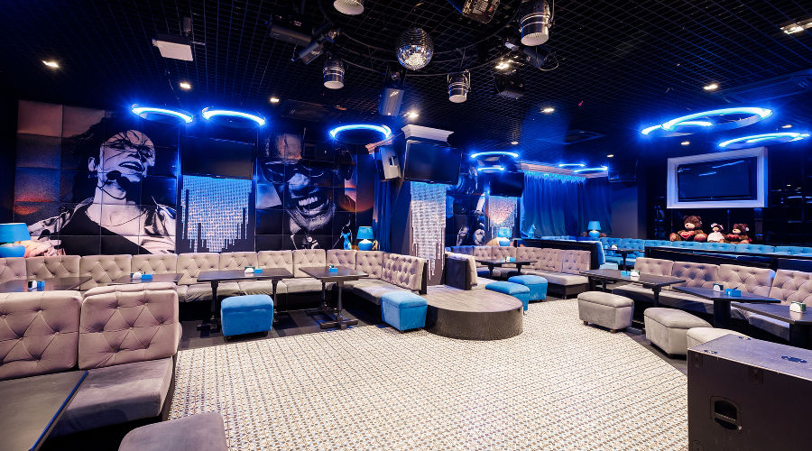 Караоке-клуб «Ля-Мажор» © Фотография предоставлена заведением