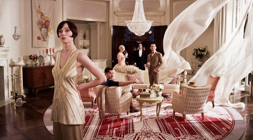 the great gatsby a true portray of the roaring twenties essay The great gatsby's fabulous betrayal of 1920s fashion the great gatsby delivers the fashion clichés of the 1920s true to form, luhrmann steps.