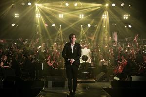 """Концерт """"Би-2"""" с симфоническим оркестром в Краснодаре © Евгений Резник, ЮГА.ру"""