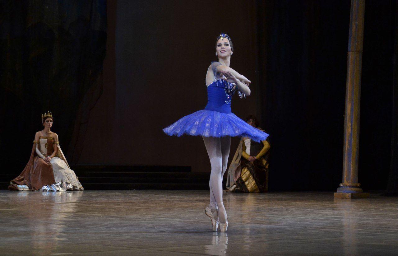 Балет «Раймонда» Театра балета Юрия Григоровича