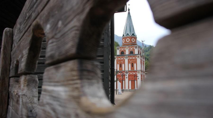 Этно-комплекс «Моя Россия» © Фото Анны Маевой, Юга.ру