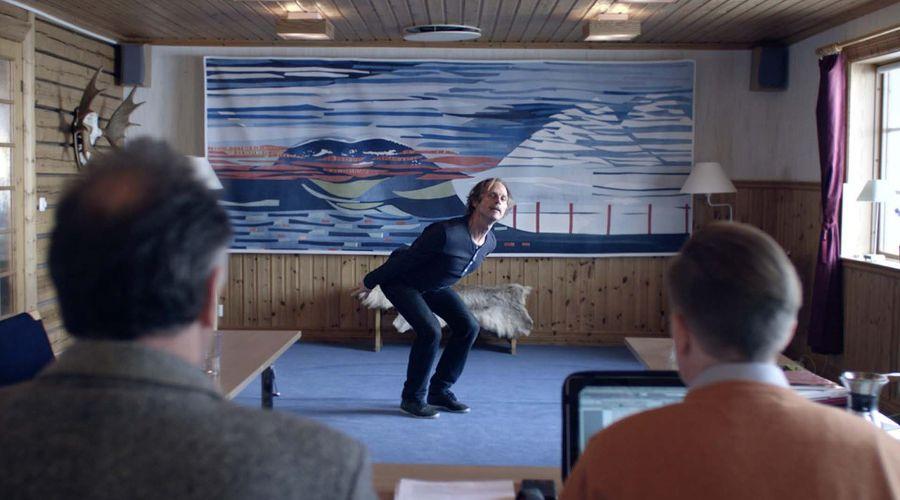 Кадр из фильма «Комитет» © Фото из группы «Фестиваль Nordic Shorts» «ВКонтакте» vk.com/nordicshorts