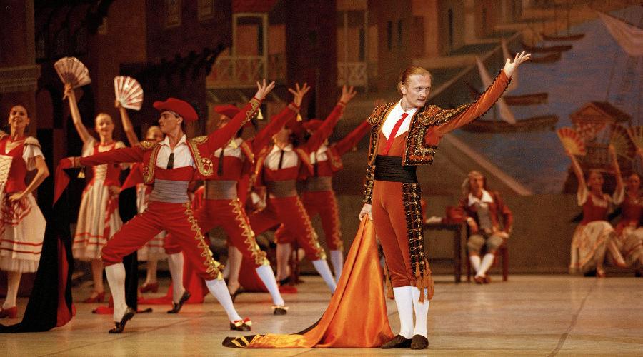 Балет «Дон Кихот» © Фото Зубковой Татьяны
