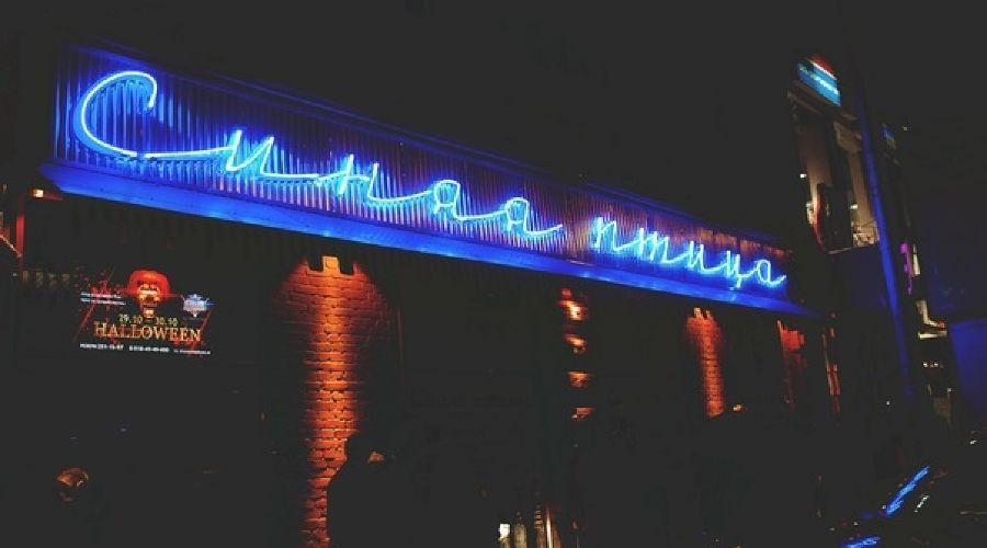 """Фестиваль-бар """"Синяя птица"""" © Фото Юга.ру"""