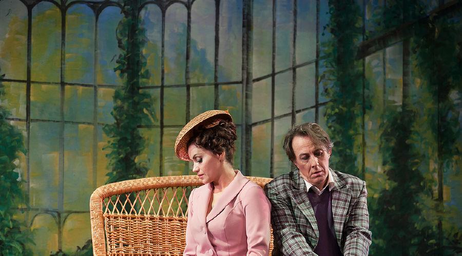 Спектакль «Моя прекрасная леди» © Фото с сайта to-premiera.com