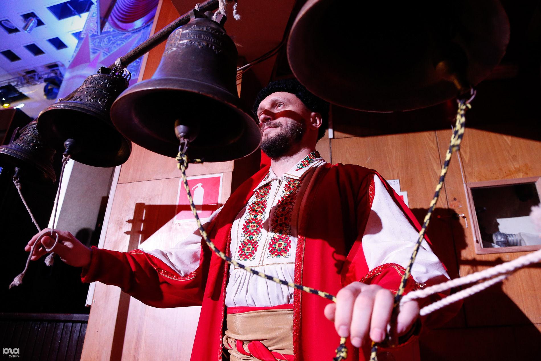 Рождественские святки в Кубанском казачьем хоре